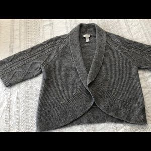 Chico's women's sweaters gray size 0
